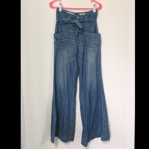 Anthropologie Flared Jeans